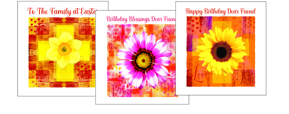 modern Christian birthday cards
